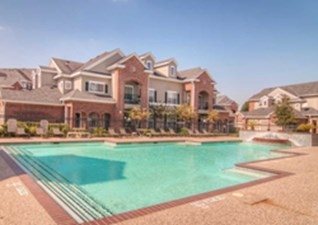 Pool at Listing #144490