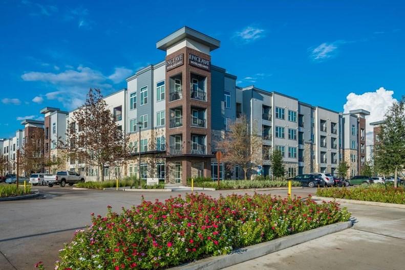 Enclave at Woodland Lakes Apartments