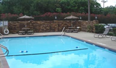 Pool at Listing #138777