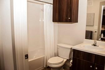 Bathroom at Listing #276939