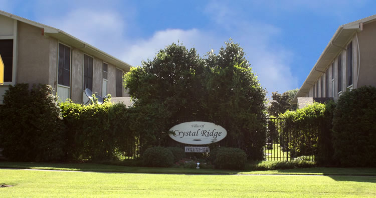 Villas of Crystal Ridge Apartments Midlothian TX