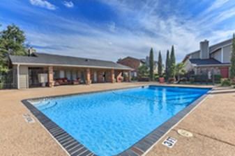Pool at Listing #135808