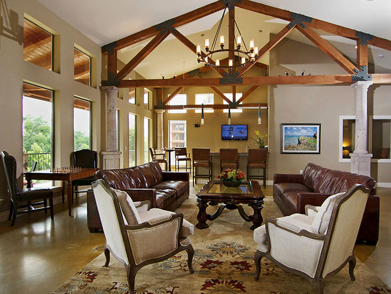 Clubhouse at Listing #226853