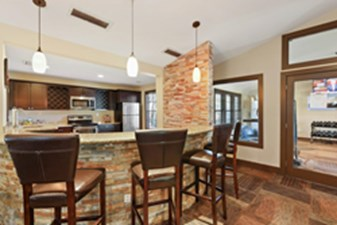 Clubhouse at Listing #135974