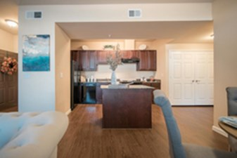 Dining/Kitchen at Listing #288745
