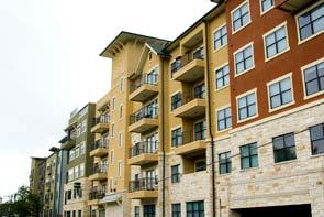 Block on Leon Apartments Austin, TX