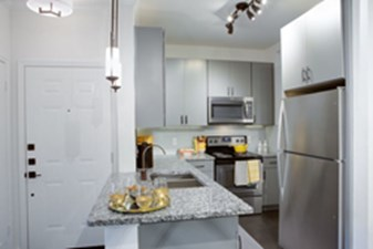Kitchen at Listing #140759