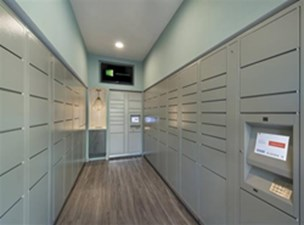 Package Station at Listing #144760