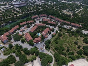 Aerial View at Listing #140801
