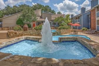 Pool at Listing #135994