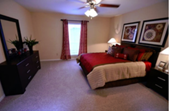 Bedroom at Listing #139885