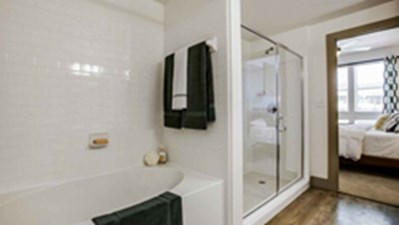 Bathroom at Listing #257743