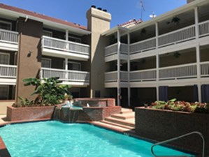 Pool at Listing #135831