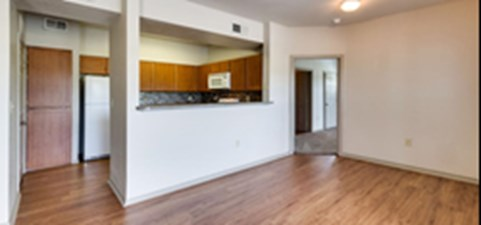 Living/Kitchen at Listing #244416