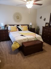 Bedroom at Listing #136890