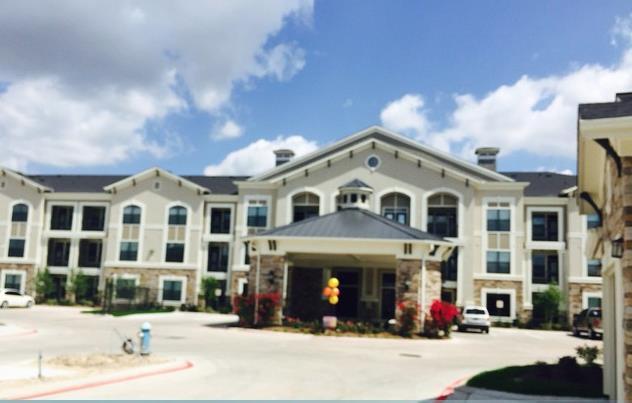 Lafayette Plaza Apartments , TX