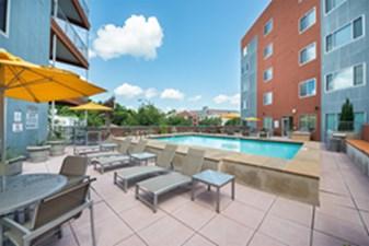 Pool at Listing #144336