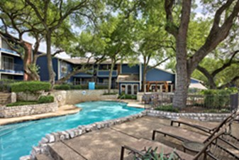Pool at Listing #140250