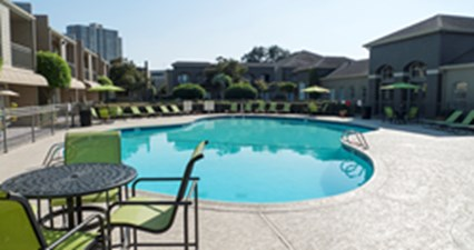 Pool at Listing #138944