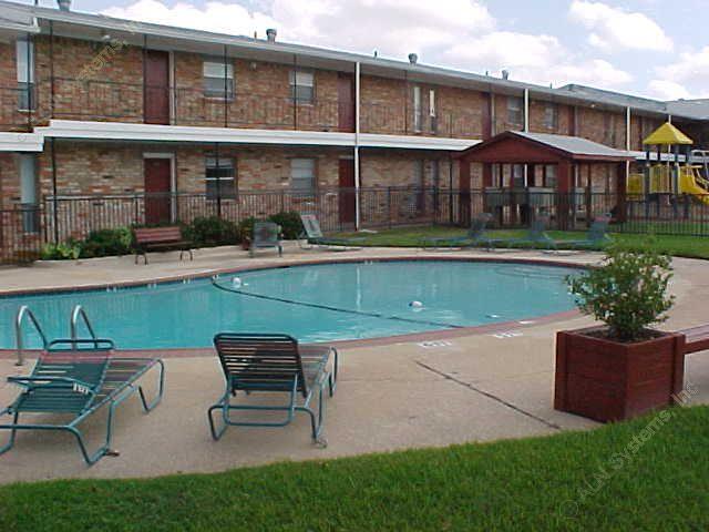 Pool Area at Listing #135685