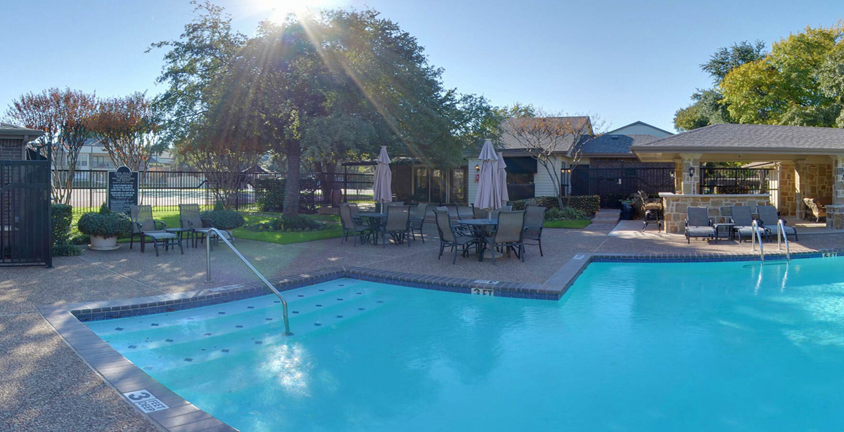 Pool at Listing #135751