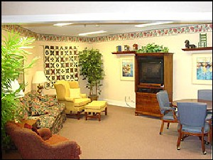 Common Area at Listing #144597