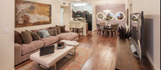 Living/Dining at Listing #146470