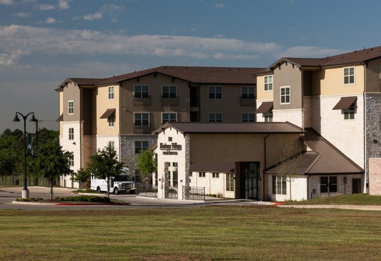 Heritage Village Apartments Hurst, TX