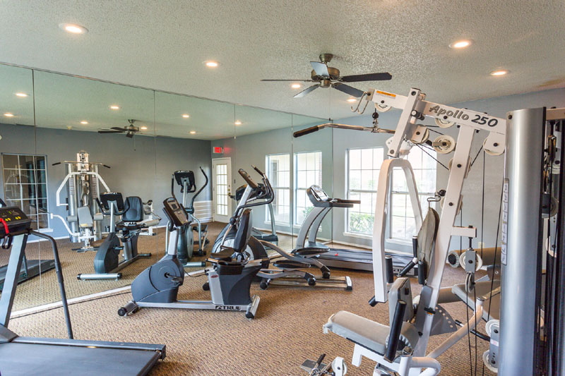 Fitness at Listing #135948