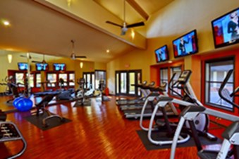 Fitness at Listing #136185