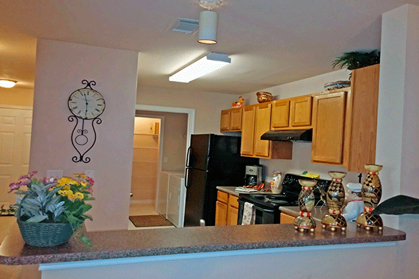 Kitchen at Listing #144231