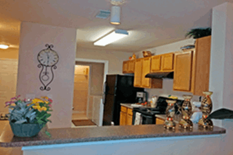 Kitchen at Listing #144231