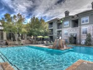Pool at Listing #137740