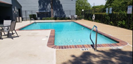 Pool at Listing #137118