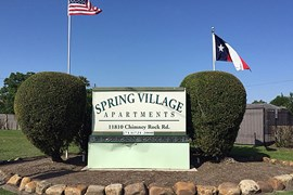 Spring Village Apartments Houston TX