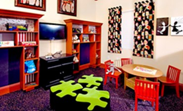 Play Area at Listing #146610