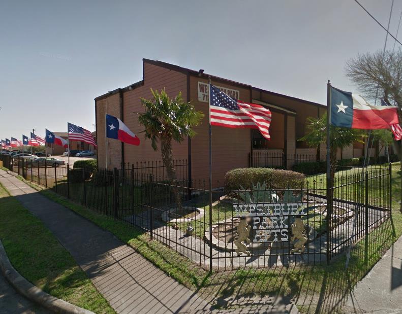 Westbury Park Apartments Westbury TX