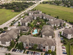 Aerial View at Listing #144651