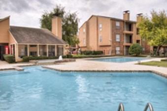 Pool at Listing #138582