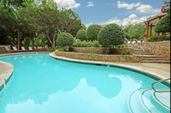 Pool at Listing #140270