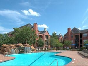 Pool at Listing #138686