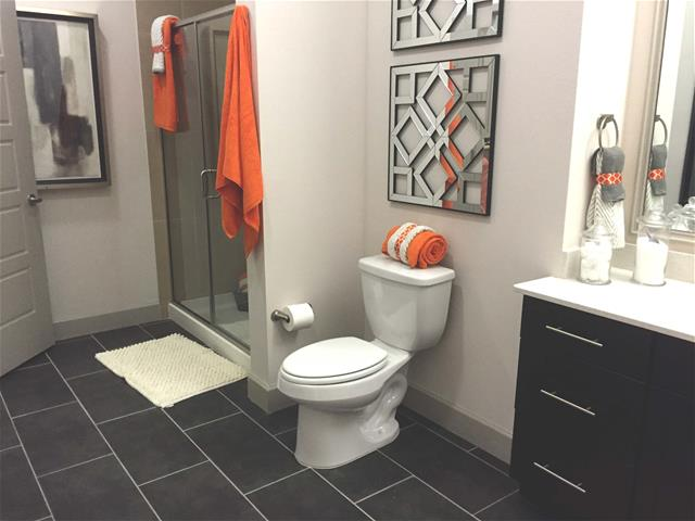 Bathroom at Listing #152257
