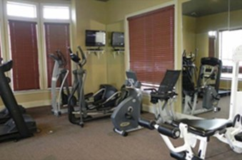 Fitness Center at Listing #143449