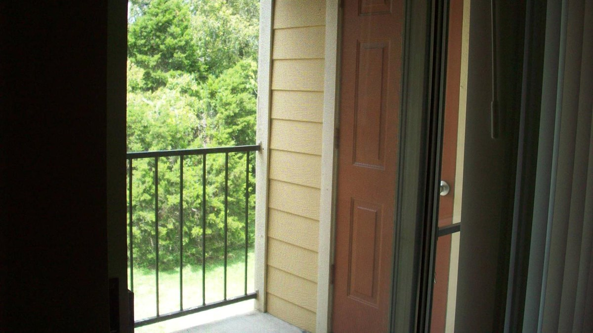 Patio at Listing #141436