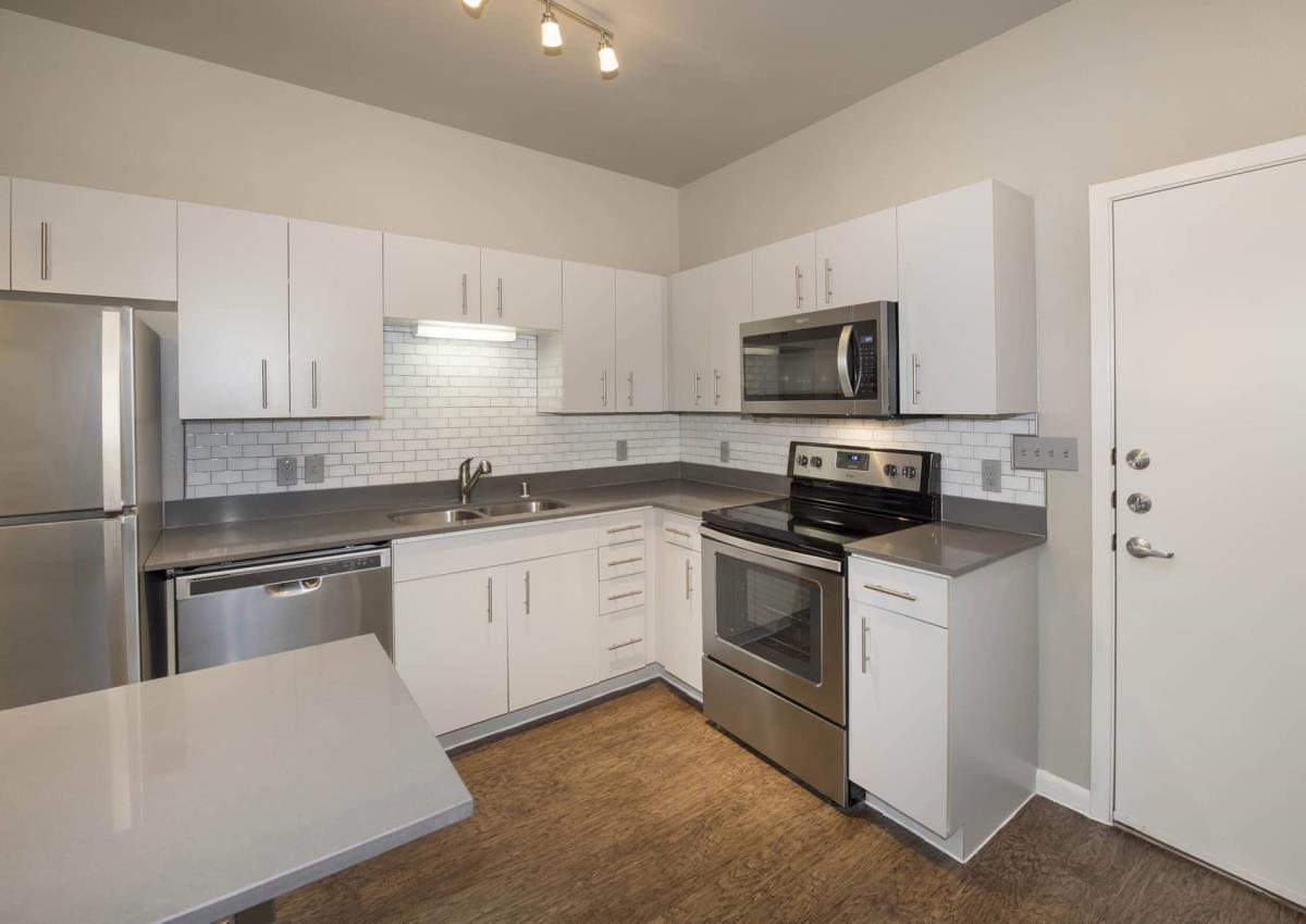 Kitchen at Listing #144420