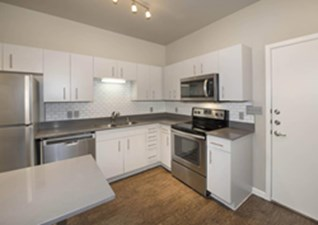 Kitchen at Listing #144420