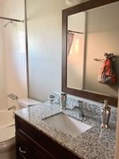 Bathroom at Listing #135911