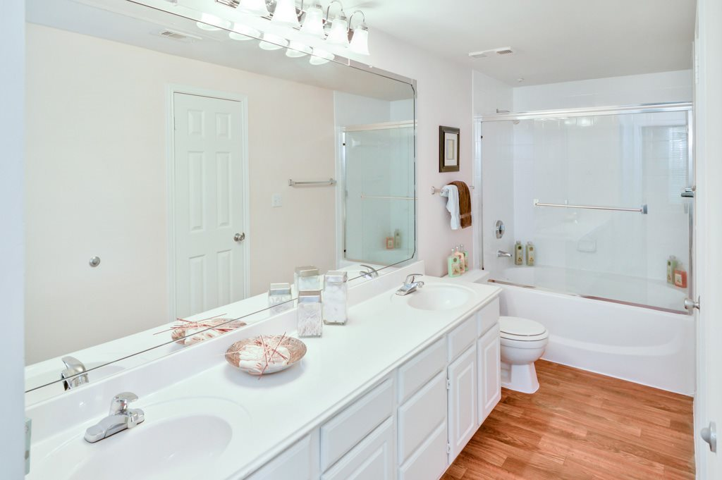 Bathroom at Listing #137271