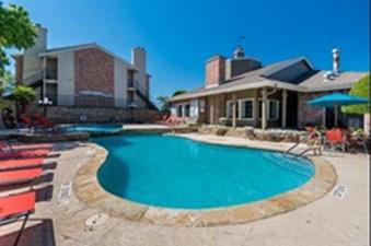 Pool at Listing #136017