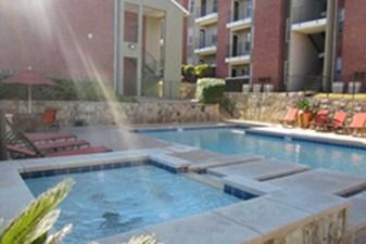 Pool at Listing #140217